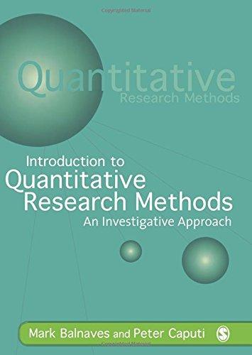 quantitative research approach