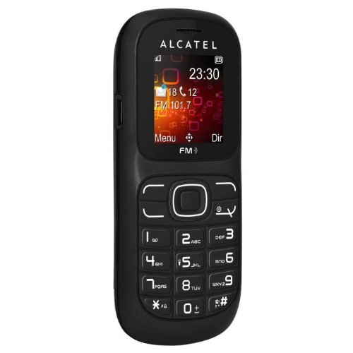 Comparer ALCATEL ONE TOUCH OT217 NOIR   
