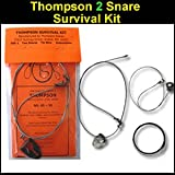 Survival Kit for Trapping by Thompson Snares