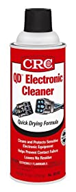 CRC 05103 Quick Dry Electronic Cleaner - 11 Wt Oz.