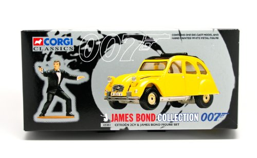 citroen-2cv-james-bond-figure-set-for-your-eyes-only-1997-corgi-classics-special-edition-james-bond-