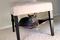 Cat Crib- Purple