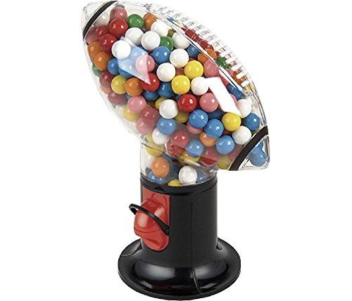 Football Snack, Peanut & Gumball Dispenser (Football Dispenser compare prices)