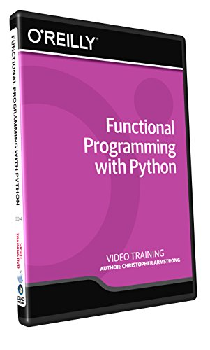 Functional Programming with Python - Training DVD (Python Programming Software compare prices)