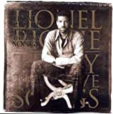 Richie Lionel Truly the Love Songs [CASSETTE]