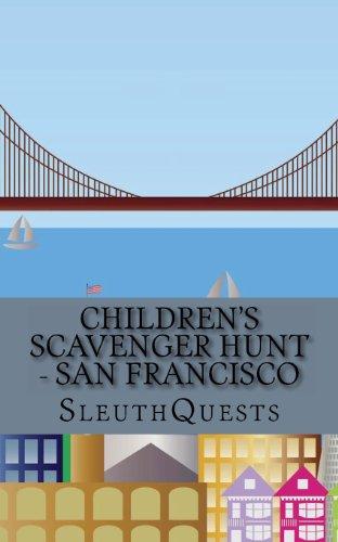Children'S Scavenger Hunt - San Francisco