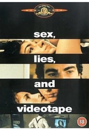 Sex, Lies, and Videotape [DVD] [Import]