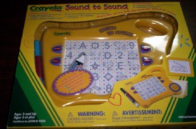 Crayola Sound to Sound - 1