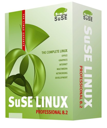 SuSE Linux 8.2 Professional