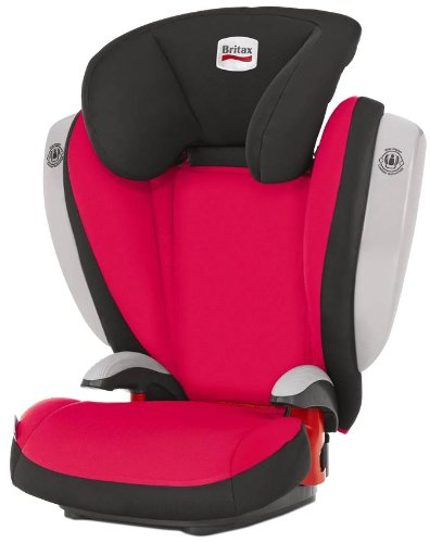 Britax Kid Plus with Side Impact Cushion Technology Group 2-3 Booster Seat (Elena)