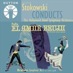 El Amor Brujo / Sinfonie 1 Op. 68