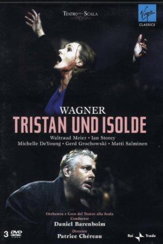 Tristan Und Isolde (D.Barenboim) - Wagner  - 3 DVD -