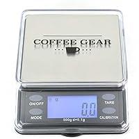 BrewGlobal Coffee Gear Digital Dose Scale 500g/0.1g (CGDOSE500)