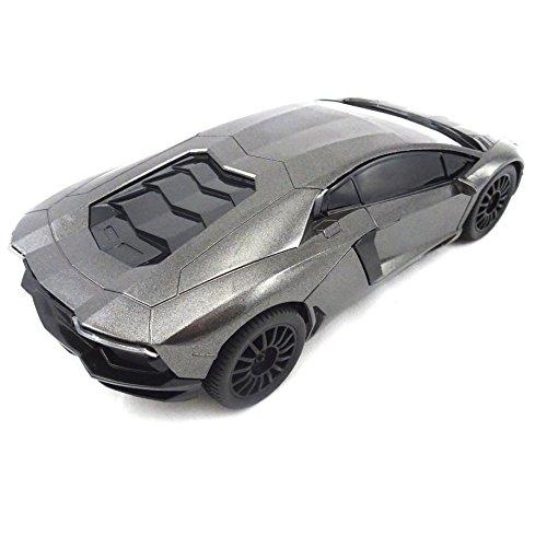 T J Kong Ride The Bomb: 1:16 Scale Lamborghini Aventador RC Remote Control Car