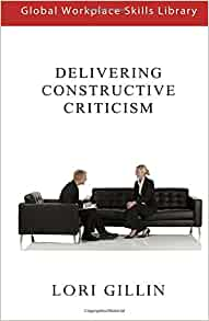 how to take constructive criticism book