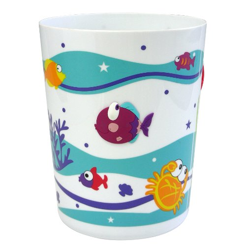 Http Cruiseready Squidoo Com Kids Tropical Fish Bathroom Decor