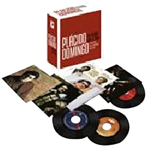 Placido Domingo: The Album Collection