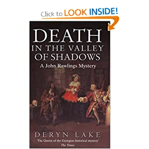 Death in the Valley of Shadows - Deryn Lake