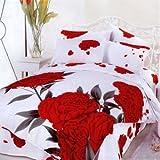 Dophia Tiffany - Duvet Cover Bed in Bag - Full / Queen Bedding Gift Set - DO79Q