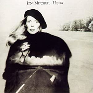 Cover of &quot;Hejira&quot;