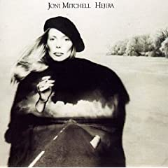 Joni Mitchell - Hejira album cover