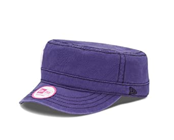 NFL Baltimore Ravens Chic Cadet Ladies Adjustable Hat by New Era