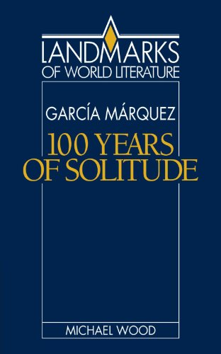 an overview of the surrealism in one hundred years of solitude by garcia marquez Latin american literature  it can be safely said that the repercussions of surrealism in latin america lasted throughout  one hundred years of solitude),.