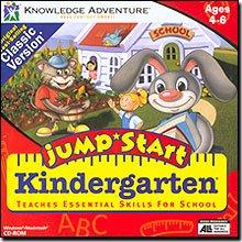 Jumpstart Kindergarten Classic