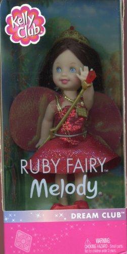 Ruby Fairy Melody (Barbie: Kelly Club) - 1