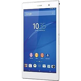 ソニー Xperia Z3 Tablet Compact SGP612 ホワイト