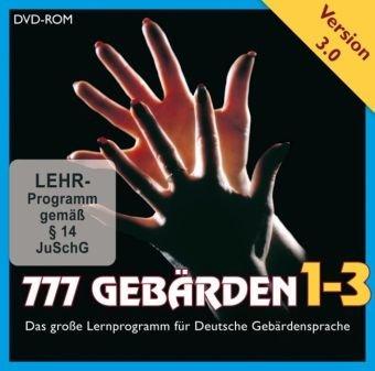 777 Gebärden 1-3 Version 3.0 (DVD-ROM)