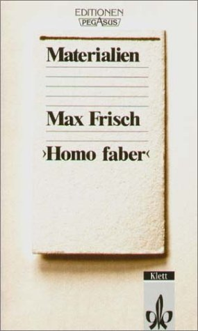 Homo Faber, Materialien