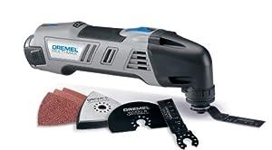 Dremel 8300-01 12-Volt Cordless Multi-Max Oscillating Kit