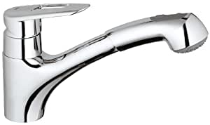 GROHE Mitigeur Évier Touch 32451000 (Import Allemagne)