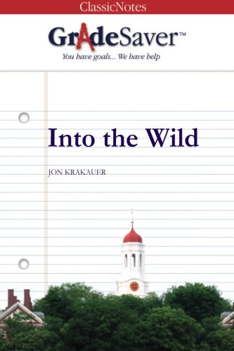 """into the wild by jon krakauer essay Into the wild by jon krakauer essay chris mccandless was just a victim of his own obsession the novel """"into the wild"""" written by john krakauer revealed the life of a young bright man named chris mccandless who turned up dead in."""