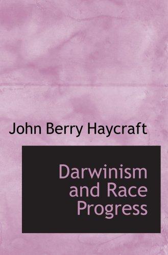 Darwinism and Race Progress
