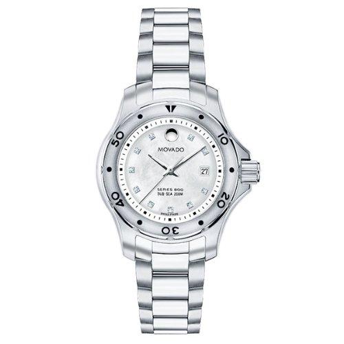 Movado Women's 2600078 Series 800 Performance Steel Bracelet Watch