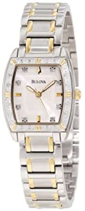 Bulova Women's 98R159 Two-Tone Bracelet Watch