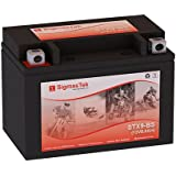 YTX9-BS Motorcycle Battery (Replacement)
