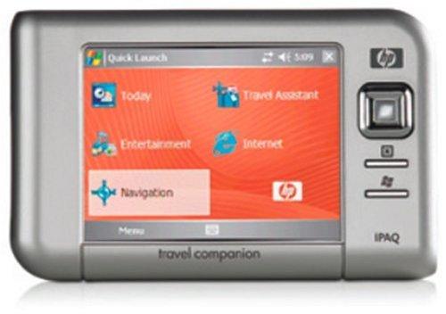 HP IPAQ RX5935 Handheld PDA Navigationssystem