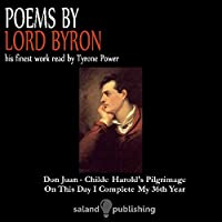 Poems by Lord Byron audio book