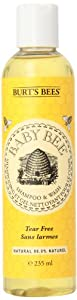 Baby Bee Shampoo & Wash Burt's Bees 8 oz Liquid