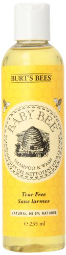 Burt's Bees Baby Bee Collection Shampoo & Wash, Tear-Free 8 fl. oz.