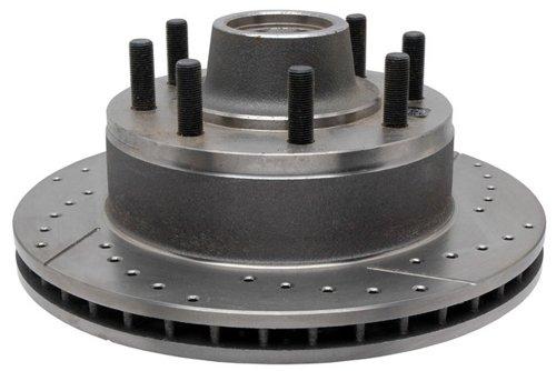 Raybestos 66527PR Advanced Technology Disc Brake Rotor & Hub Assembly - Performance