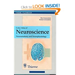 Color Atlas of Neuroscience: Neuroanatomy and Neurophysiology PDF