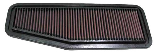 K&N 33-2216 High Performance Replacement Air Filter front-608936