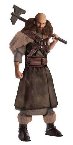 The Hobbit Deluxe Dwalin
