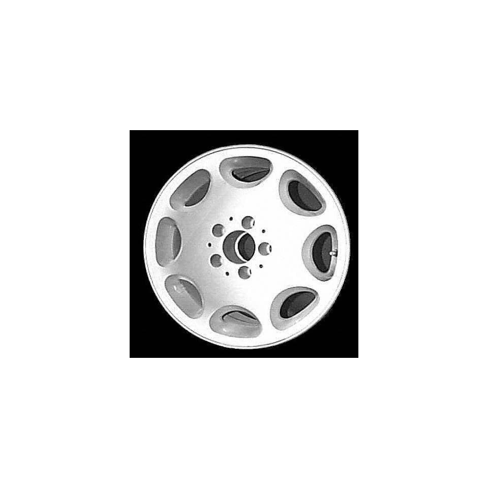 95 97 MERCEDES BENZ S420 s 420 ALLOY WHEEL RIM 16 INCH, Diameter 16, Width 8 (8 HOLE), MACHINED FINISH, 1 Piece Only, Remanufactured (1995 95 1996 96 1997 97) ALY65165U10