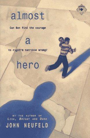 Almost a Hero by Jhn Neufeld