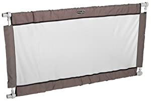 Evenflo Soft And Wide Gate Taupe & Chocolate